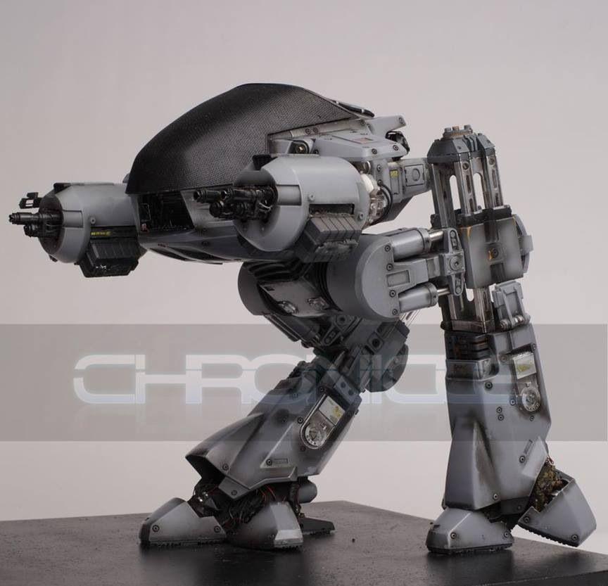 Chronicle ultimate Robocop line 3htf