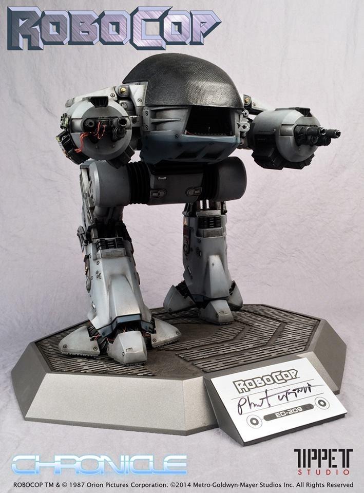 ED-209 par chronicle collectibles 7g49h