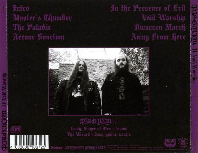 Pilgrim - II: Void Worship (2014) 8hk3