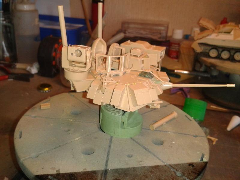 Bradleys M2A3 w/Busk III Meng 1/35 by T-Bird....Terminer !!!!! Bifrz