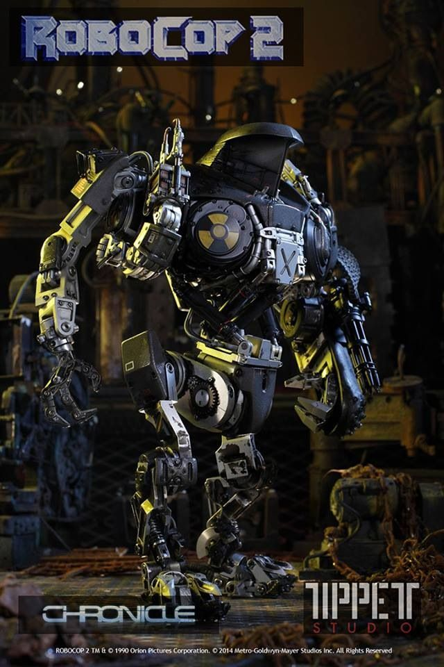 Chronicle ultimate Robocop line G68y1