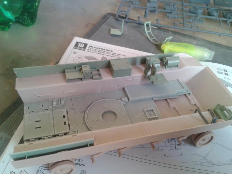 Bradleys M2A3 w/Busk III Meng 1/35 by T-Bird....Terminer !!!!! 1s5vn