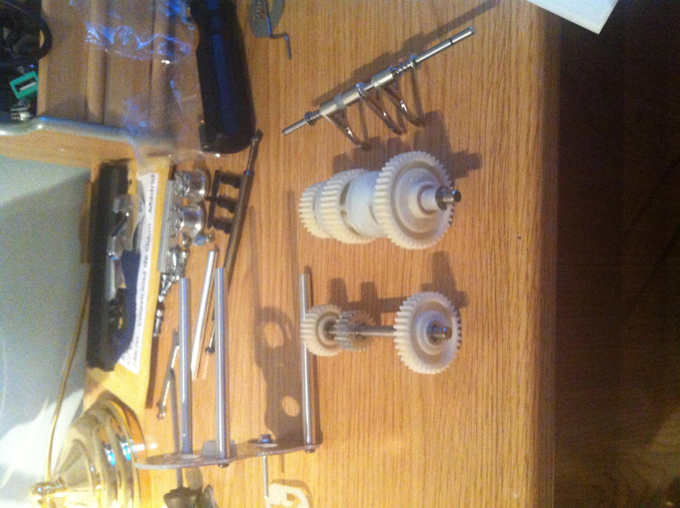 Mi nuevo proyecto Man 4x2.En construccion 71495436