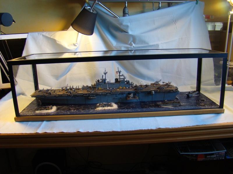 USS WASP LHD-1 1/350 Revell  Dsc09191x