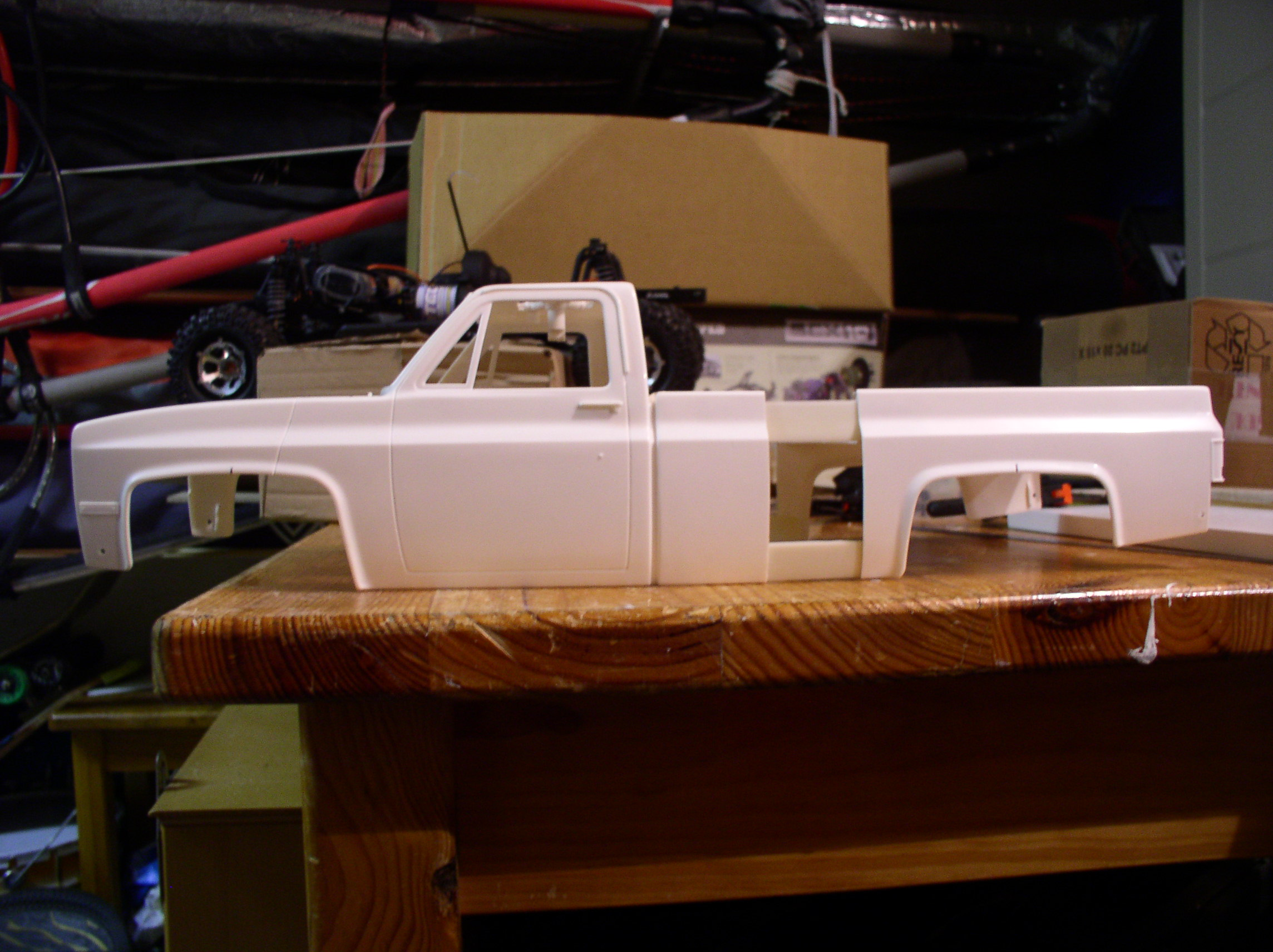 Mon Chevrolet K5, benne rallongée  (châssis SCX10)  P1010003nj