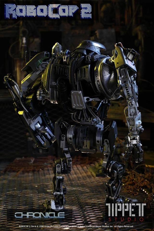 Chronicle ultimate Robocop line Iz86u
