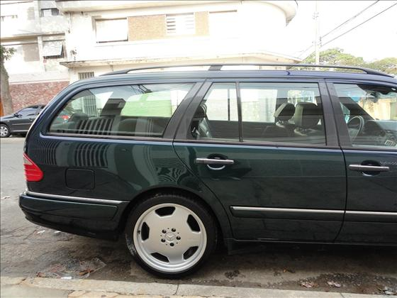 S210 E420 1997 - R$ 60.000,00 Yu89