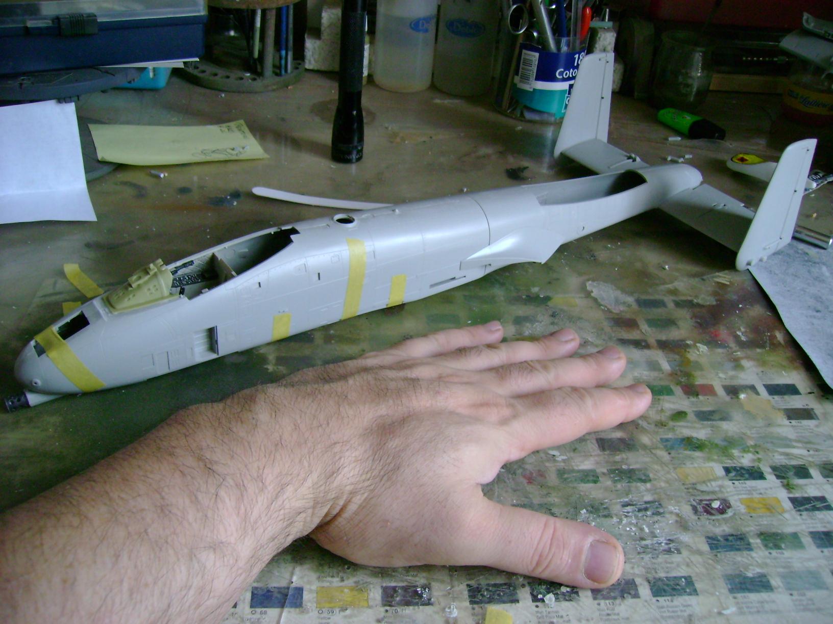 A-10 Thunderbolt II...1/32 Trumpeter + PE Edouard....( T-Bird) Up 02/12... 90536381