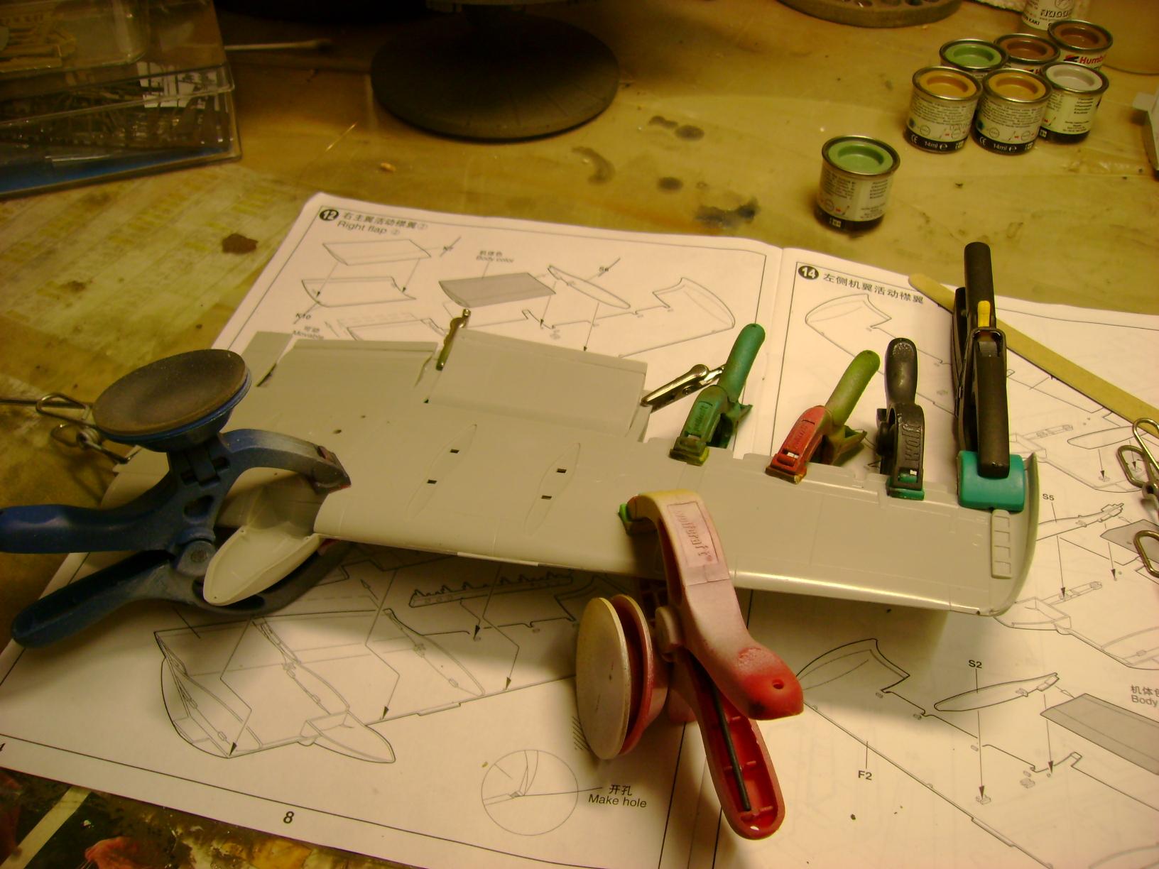 A-10 Thunderbolt II...1/32 Trumpeter + PE Edouard....( T-Bird) Up 02/12... 53338106
