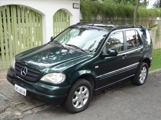 W163 ML430 2000/2001 - R$ 50.000,00 H3xv