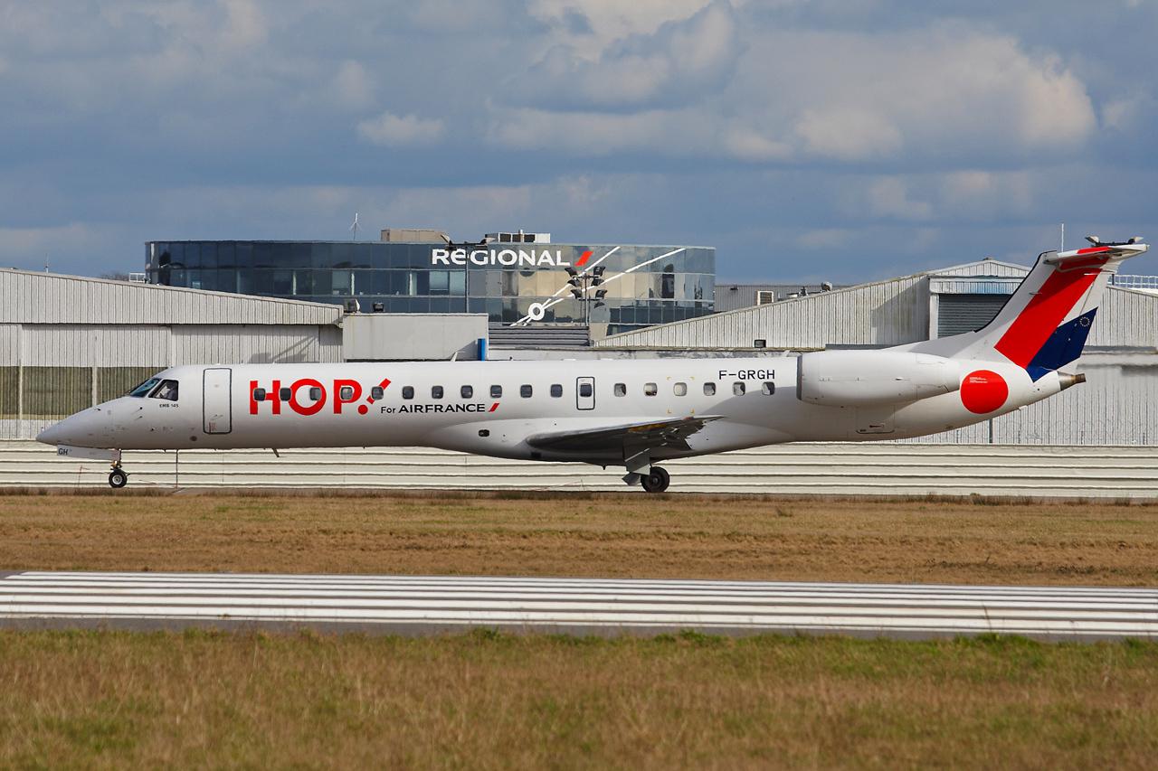 [15/03/2013] Embraer 145 (F-GRGH) Hop! Oqje