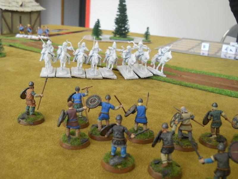 Anglo-danois contre Rus païens Ezbc