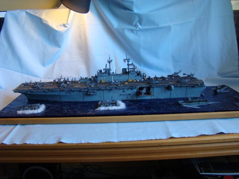 USS WASP LHD-1 1/350 Revell  Dsc09152lb