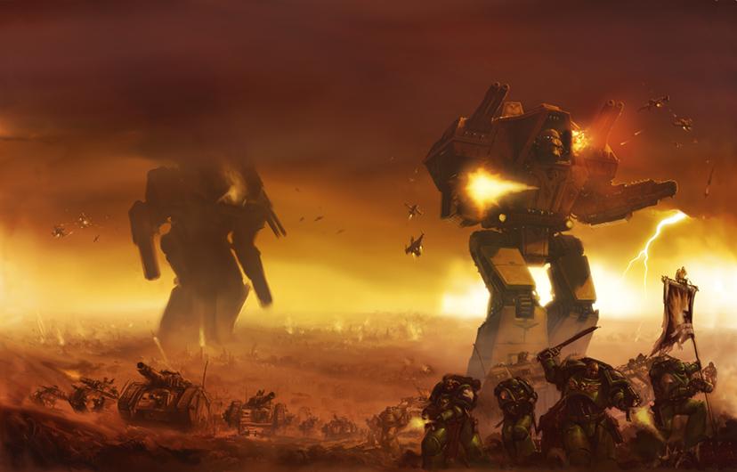 Présentation du jeu Titann