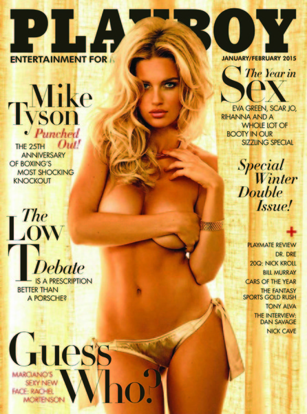 Playboy USA - January February 2015  HGWBe9