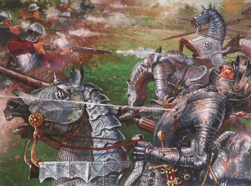 La batalla de Ceriñola (1503) AX7LhR