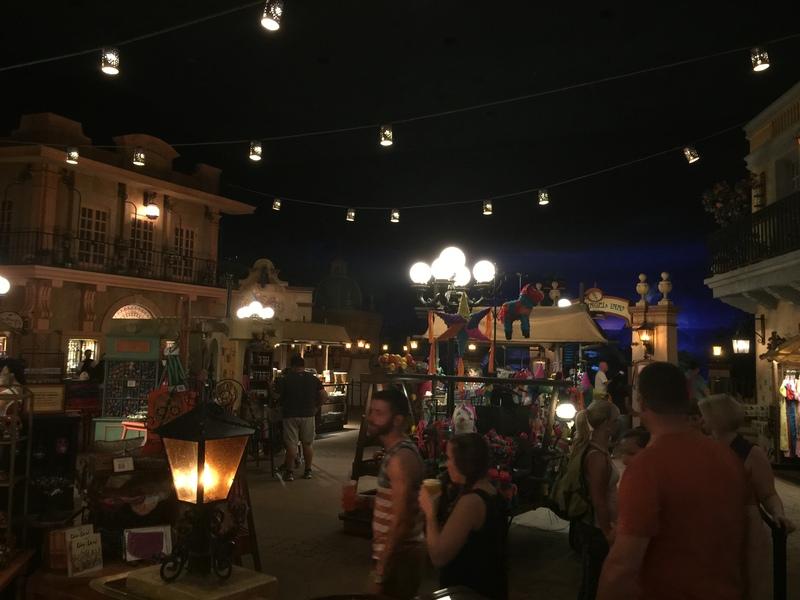 TR 1re fois à WDW + Universal Orlando Halloween 2015 KLIB16