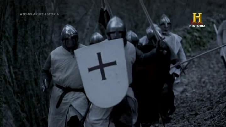 """""""Templarios"""" Canal Historia VWjkqZ"""