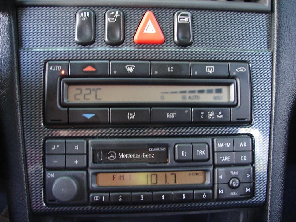 Vendo minha C 230 Kompressor  Sport 1998 - VENDIDO WxA5J3