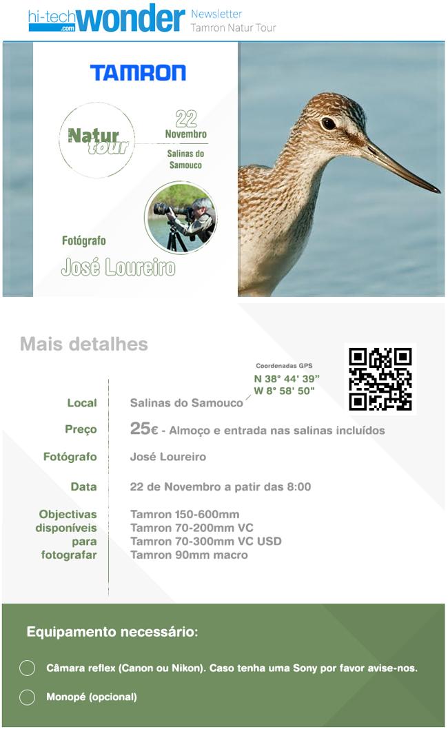 TAMRON Natur Tour | Salinas do Samouco - 22/Nov/2014 IA2G4O