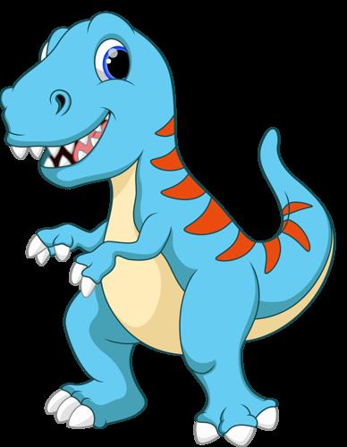 Dinosaurio Azul OVMMBp