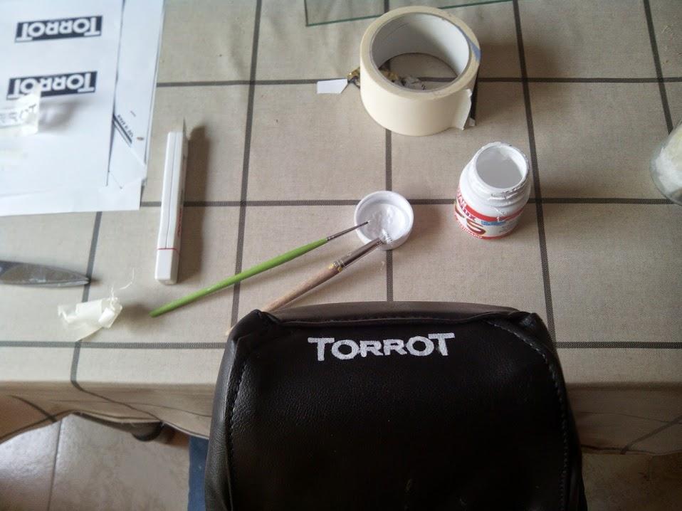 Restauración Torrot Tiburón JBg2ik