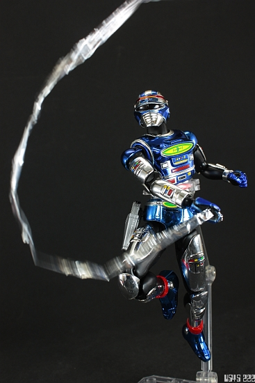 [Review] S.H. Figuarts Shaider 64277x