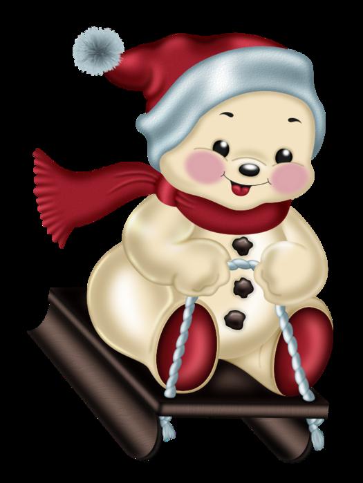 Muñeco de Nieve Xd8NuZ