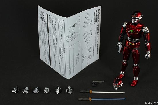 [Review] S.H. Figuarts Space Sheriff Sharivan 4cQWuZ