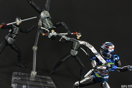 [Review] S.H. Figuarts Shaider Wol87Y