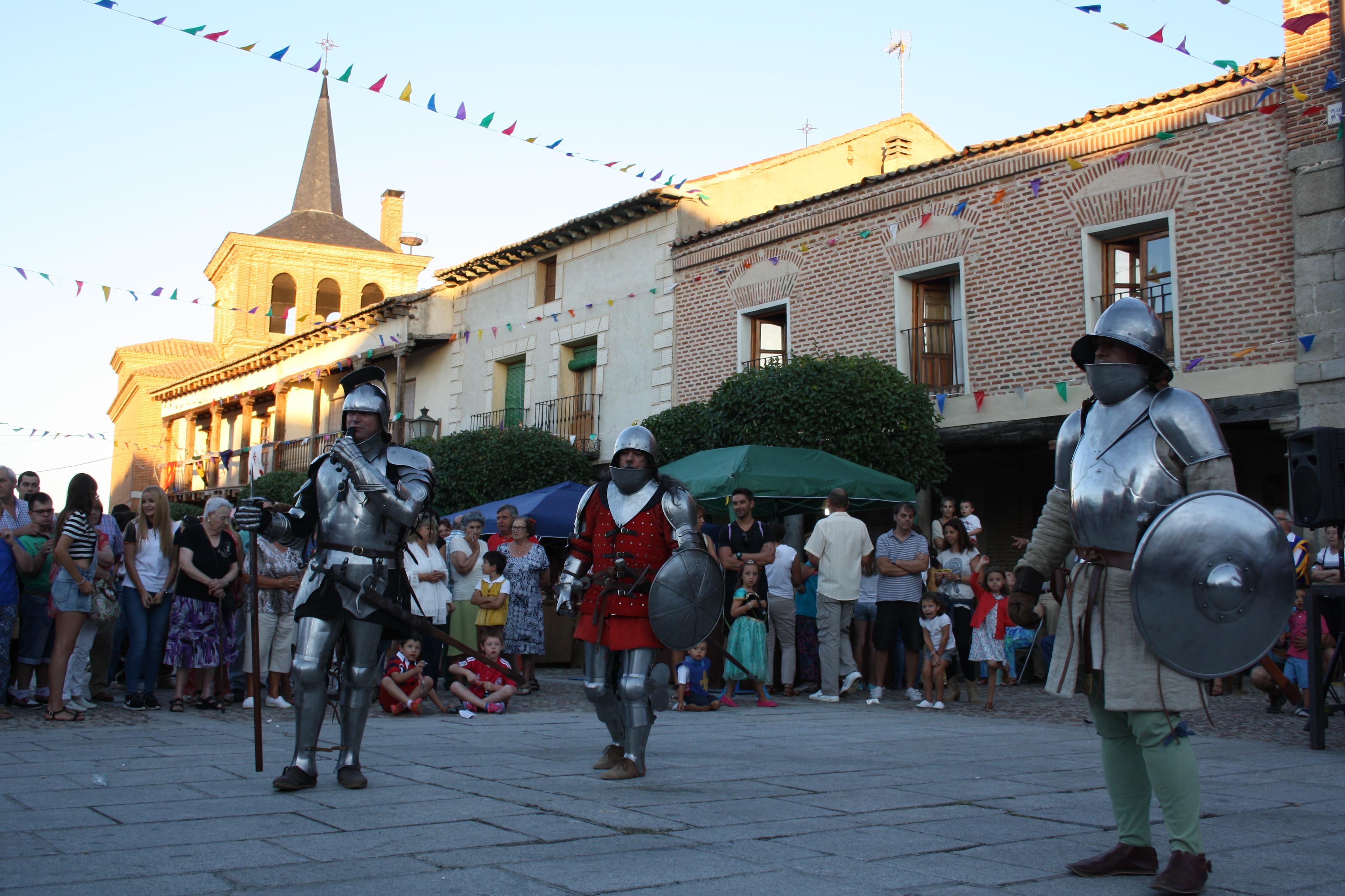 VI Mercado renacentista de Martín Muñoz de las Posadas ZehHw4
