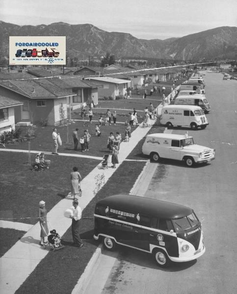 fotos viejas de VW's in USA  XBxSEL
