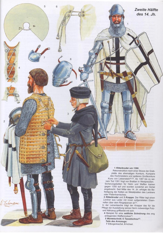 Armaduras y armas de los caballeros 2l4yIY