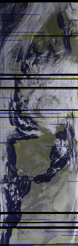 Meteor-M2 Glmye2