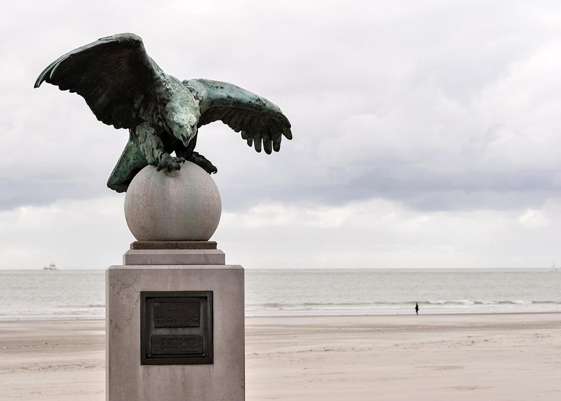 Monument à l'aviateur Ferber (Boulogne / mer). Z6rQKB