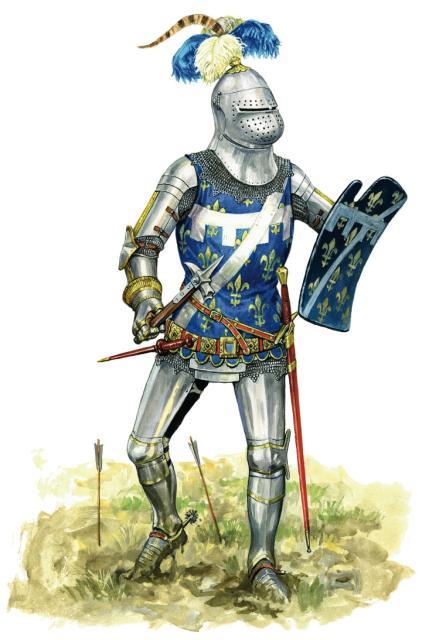Armaduras y armas de los caballeros VGjWSm