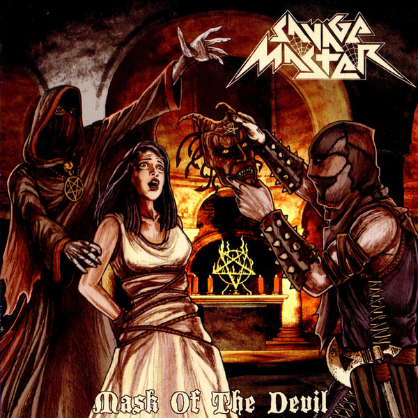 Savage Master - Mask Of The Devil (2014)  G0ZwnF