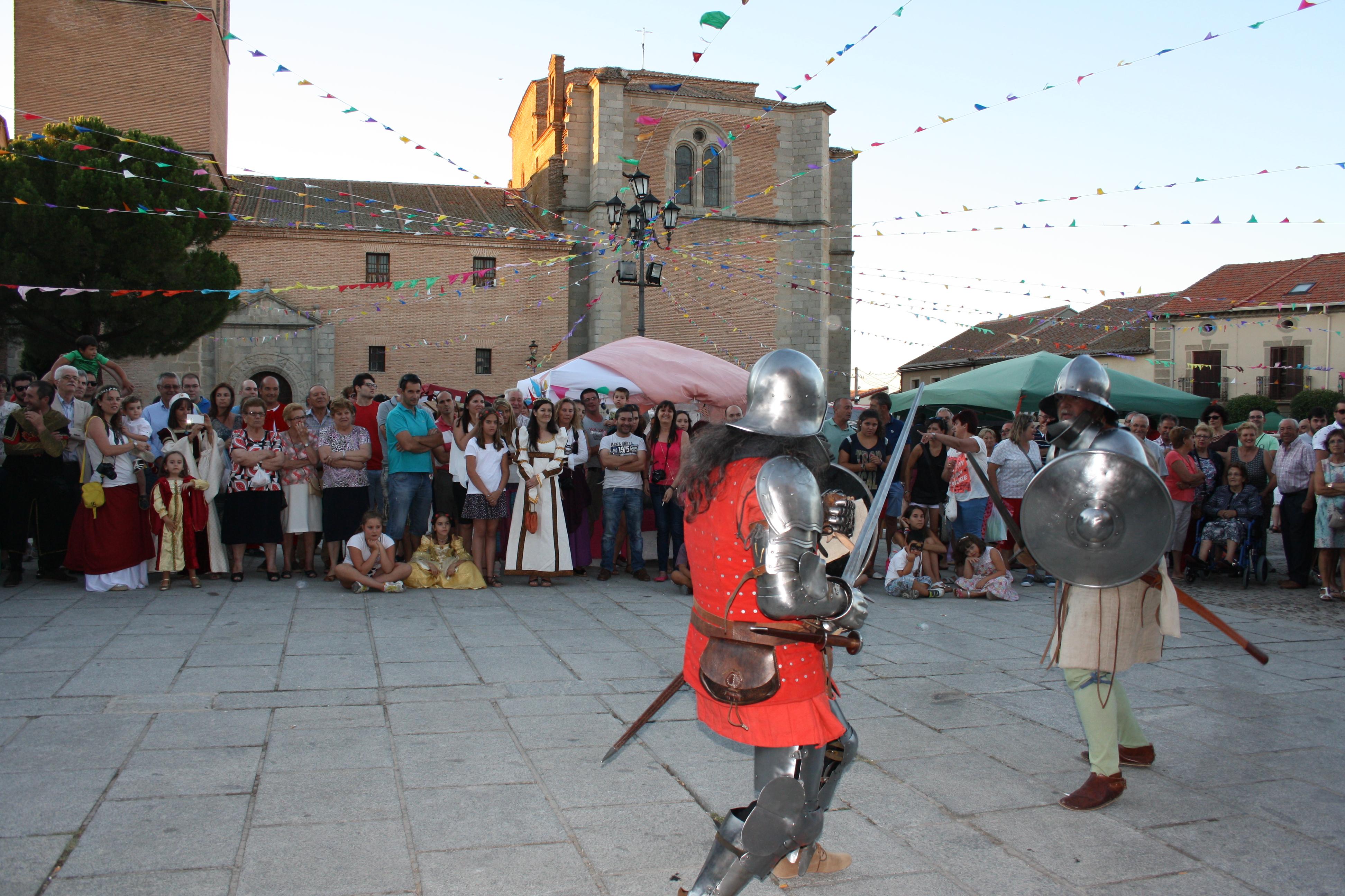 VI Mercado renacentista de Martín Muñoz de las Posadas Kekg3Y
