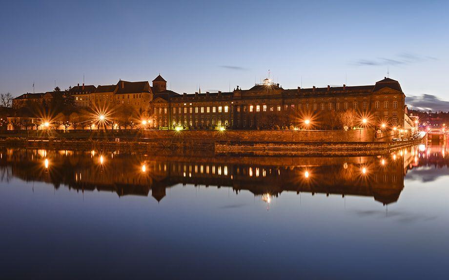 Palais des Rohans - Saverne GQ9Gef