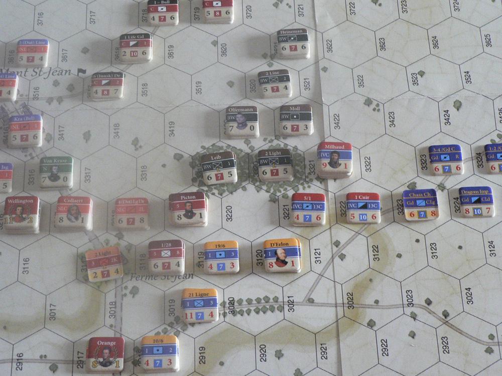 [CR] Fallen Eagle la bataille 3BWMK5