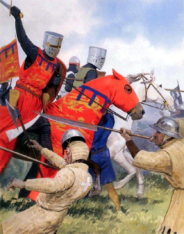 Armaduras y armas de los caballeros 9nvip9