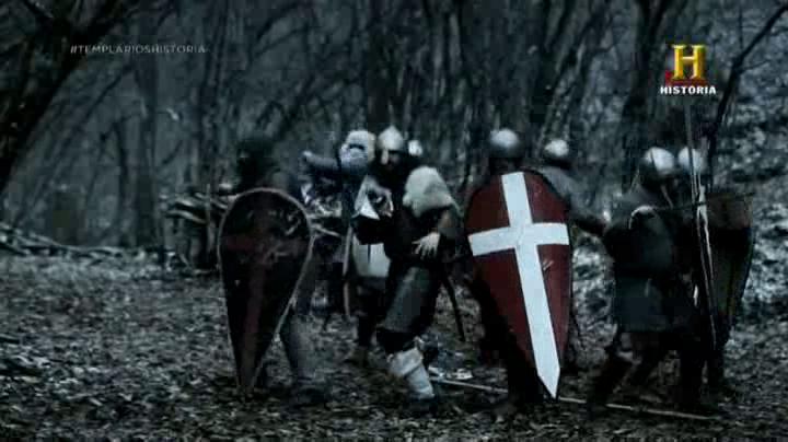 """""""Templarios"""" Canal Historia 09z5R5"""