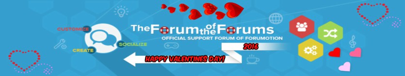 [Valentine's day Contest] Create a banner for the support El2MJK