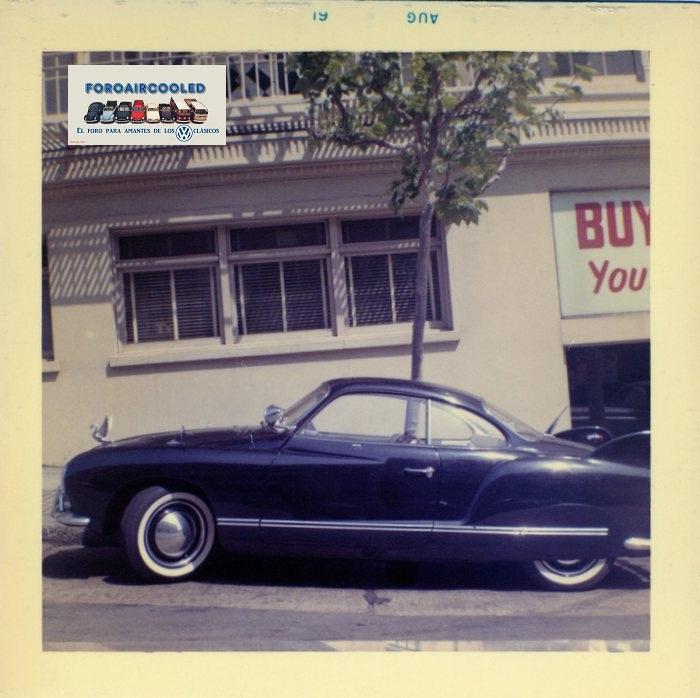 fotos viejas de VW's in USA  LRWkbo