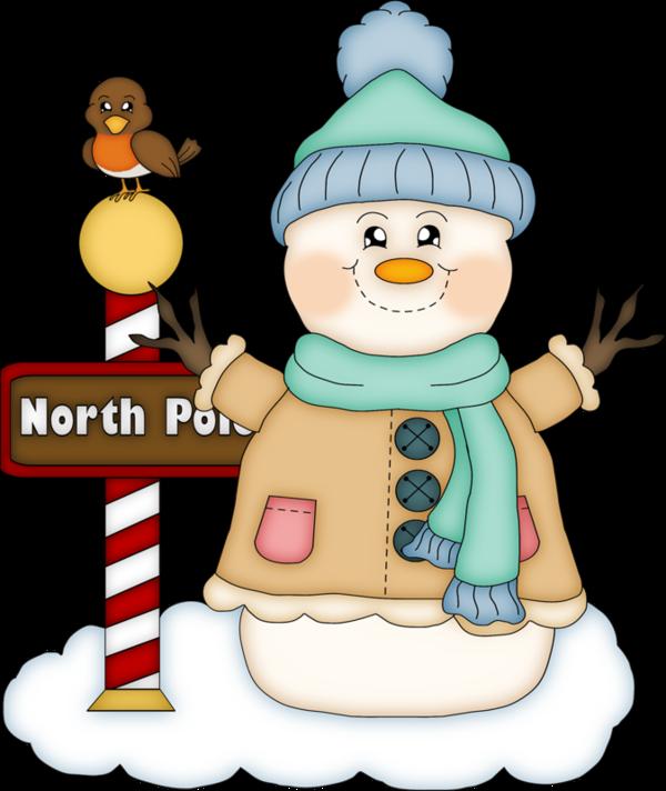 Muñeco de Nieve 10URsZ