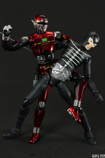 [Review] S.H. Figuarts Space Sheriff Sharivan B8uBYl