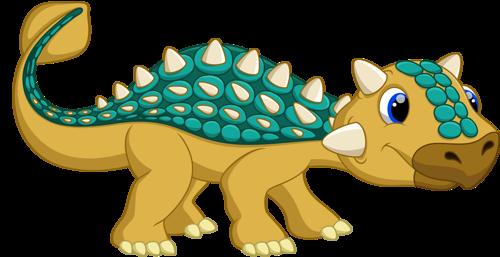 Dinosaurio U67BLQ