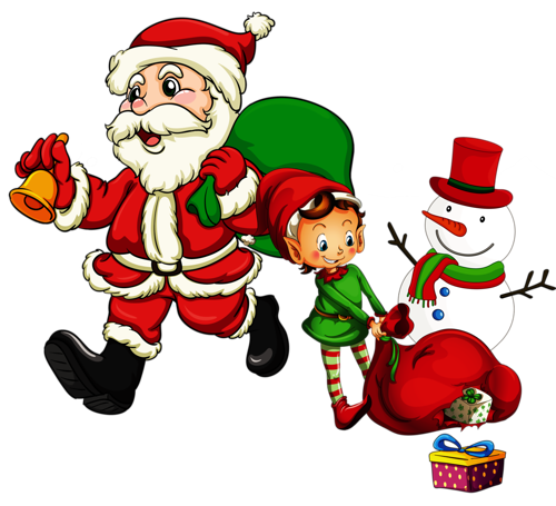 Papá Noel AU9DiP