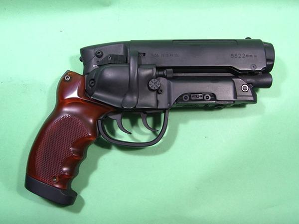 #006 Model 2 Arcana Flare+Gun GktCRD