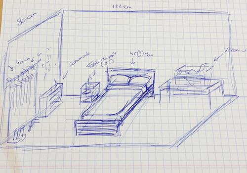 Chambre pour SD - Bureau et vue d'ensemble p.3 L0IRWz